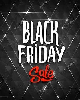 Black Friday (чорна п'ятниця)!